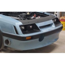 85-86 Fox Body Mustang 9'' Outlaw Bumper Cover