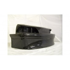'87-'93 Fox Body Mustang GT 11'' Outlaw Bumper Cover
