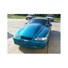 '94-'98 Mustang 6'' Cowl Hood