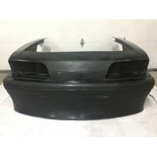 87-93 Fox Body Mustang Gt 10'' Outlaw 1 Piece Front clip
