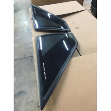 '87-'93 Fox Body Mustang Hatch Composite 1/4 Windows