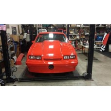 '85-'86 Fox Body Mustang 8'' Outlaw Bumper Cover