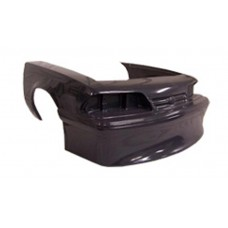 '87-'93 Fox Body Mustang LX 11'' Outlaw 1 Piece Front Clip